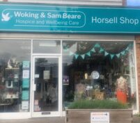 Find your local Hospice charity shop