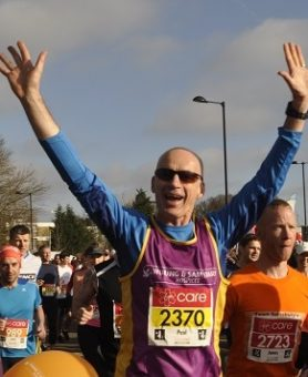 Mercer Surrey Half Marathon - join our team!