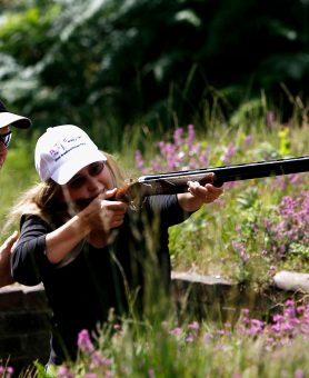Bisley Shooting Day
