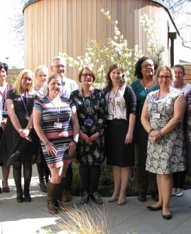 Walton Charity helps hospice to deliver Physio and Occupational Health