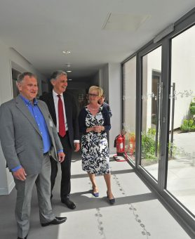 The future of North West Surrey hospice care