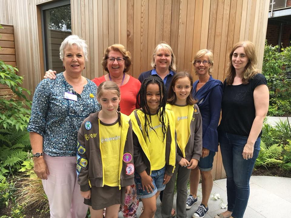 2nd Knaphill Brownies