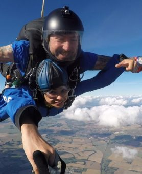 Skydive day
