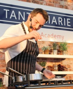 Tante Marie Culinary Academy - Christmas Cooking Demonstration