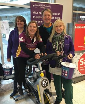 Launch of Pedal for Patients