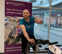 Pedal for Patients