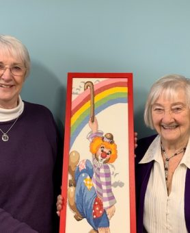 Artwork donated to Children's Services