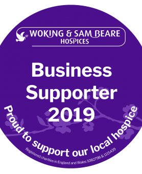 Woking & Sam Beare Hospices launch new Business Supporter Group