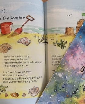 Children's Book of Poems published in tribute to Gill Doherty