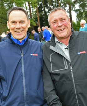 Sky Sports Commentator Richard Boxall raises over £35,000 at Charity Golf Day