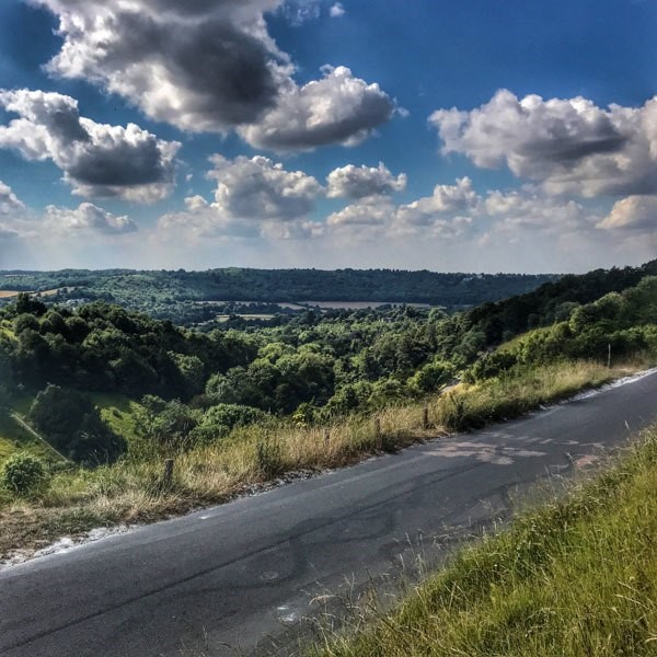 Conquer The Hills Cycle Challenge – during Aug 2020