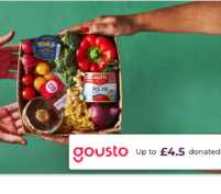 Shopping+Giving - give whilst you shop your favourite retailers