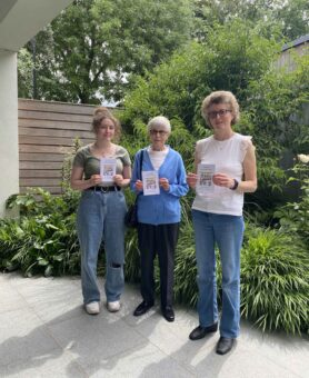 Bethany Bunny Book's sold in aid of Woking & Sam Beare Hospice